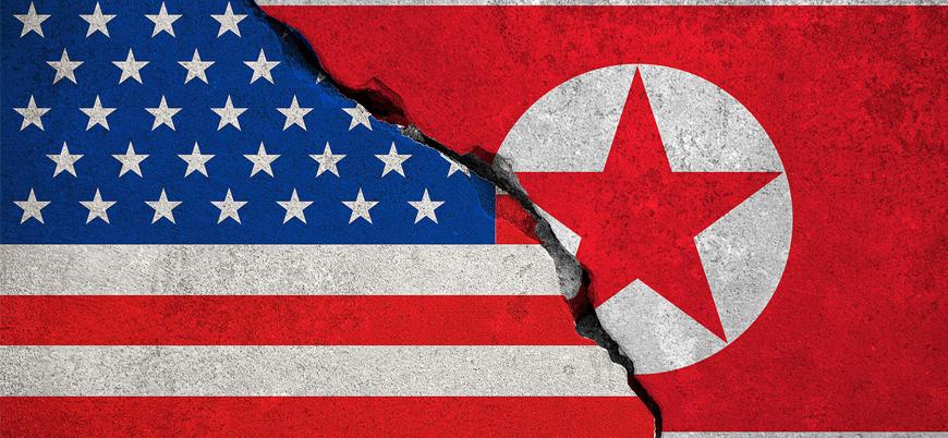 Kuzey Kore ile ABD arasında gerilim