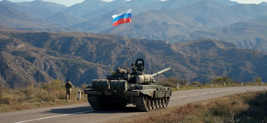 Rusya Dağlık Karabağ'a 'yerleşiyor': Azerbaycan sınırına iki yeni askeri bölge