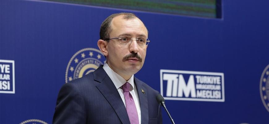 Ticaret Bakanı Muş: Mısır'la ticari ve ekonomik ilişkilerimizi güçlendirmek istiyoruz