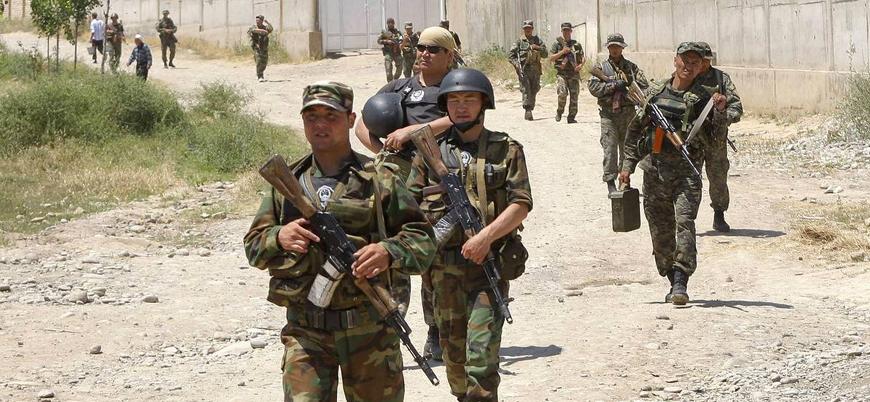 Tacikistan'dan Kırgızistan'la yaşanan çatışmalara ilişkin ilk açıklama