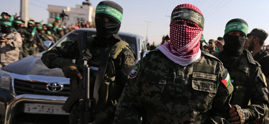 Hamas'tan Filistin halkına teşekkür