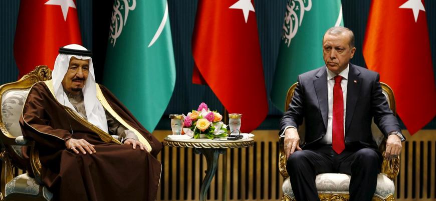 """""""Dışişleri Bakanı Çavuşoğlu Suudi Arabistan'ı ziyaret edecek"""""""