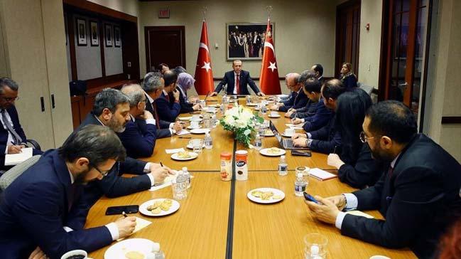 Erdoğan: ABD Rakka kararını vermiş, tehdit olursa gereğini yaparız