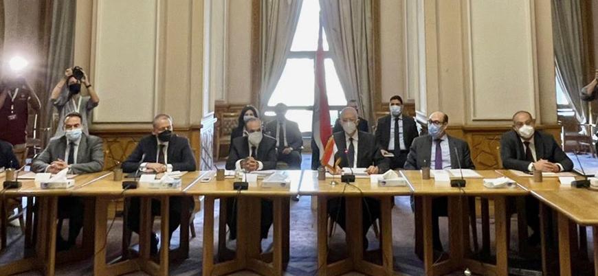 Türkiye-Mısır arasındaki ilk görüşmelerde ilerleme kaydedilemedi
