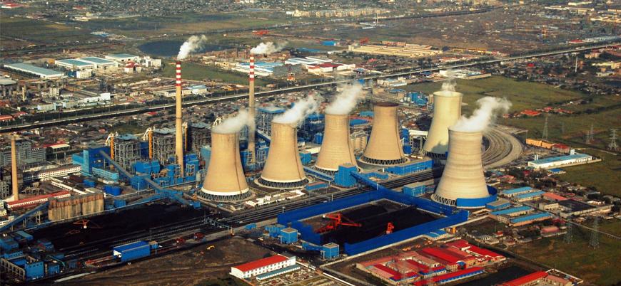 """""""Çin'in sera gazı salınımı gelişmiş ülkelerin tümünden fazla"""""""
