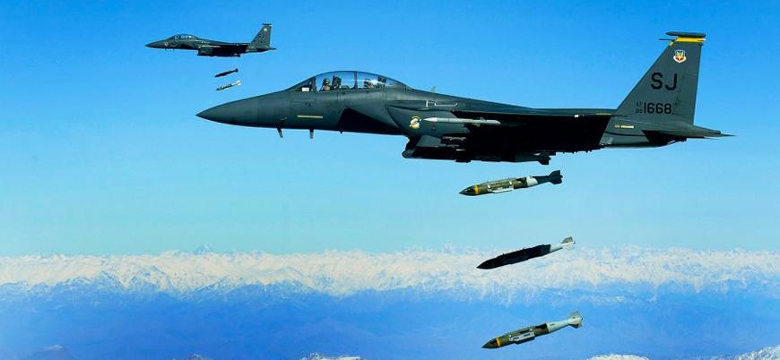 ABD Afganistan'da 5 yılda hava saldırılarında 2 binden fazla sivil katletti