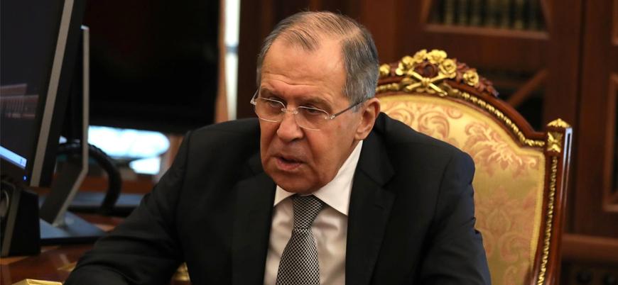 Lavrov: AB ile ilişkiler Kırım nedeniyle bozuldu