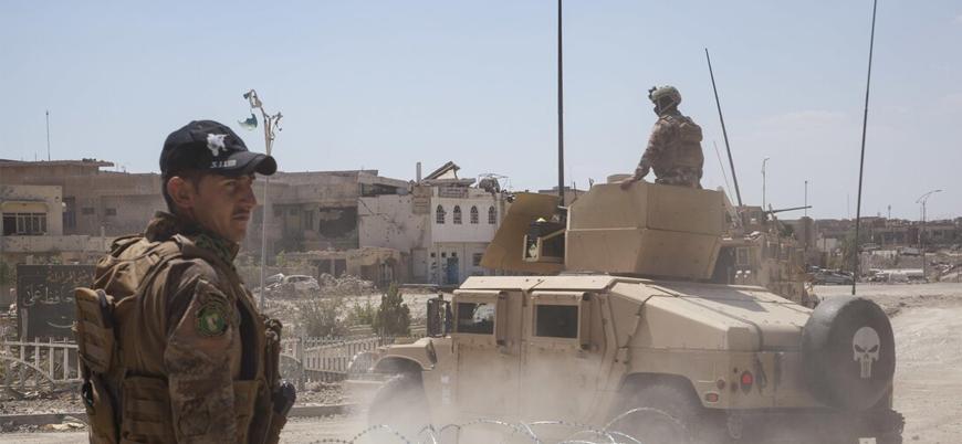 Irak'ta ABD üssüne drone saldırısı