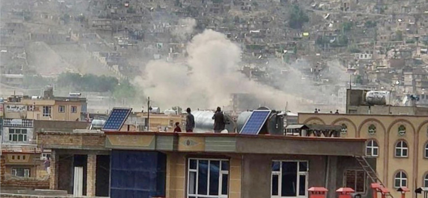Başkent Kabil'de patlama: En az 50 ölü