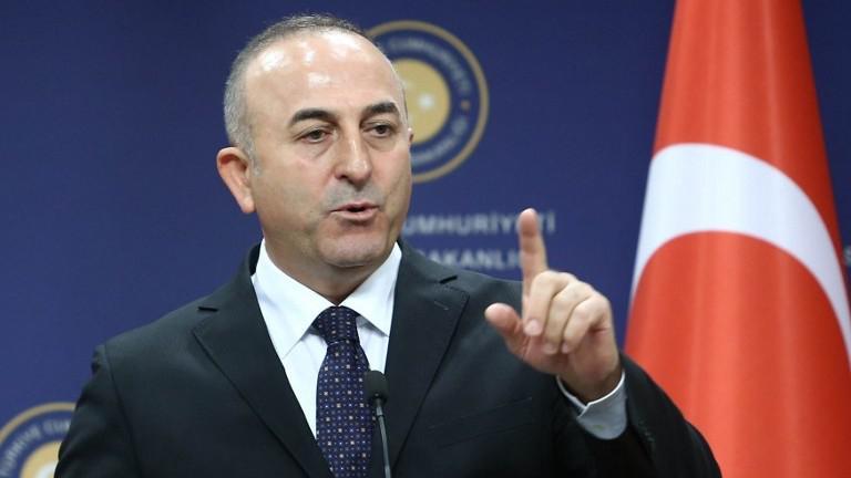Çavuşoğlu: Teminat aldık, YPG verilen silahları bize karşı kullanmayacak