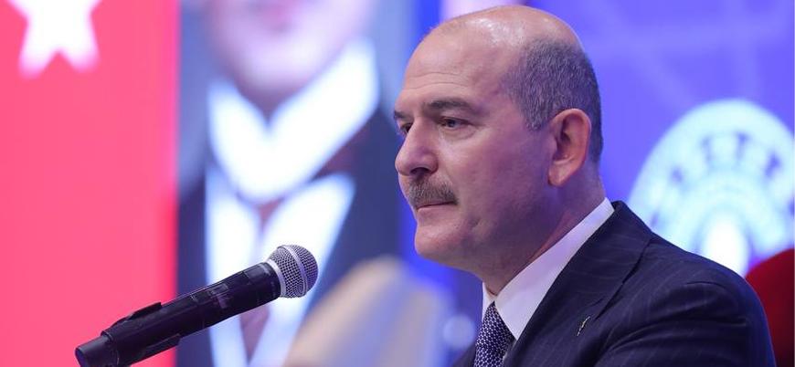 İçişleri Bakanı Soylu'dan Sedat Peker'e yanıt