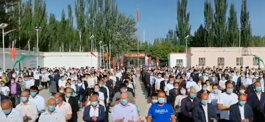 Çin baskısı altındaki Doğu Türkistan'da tepki çeken Ramazan Bayramı görüntüleri