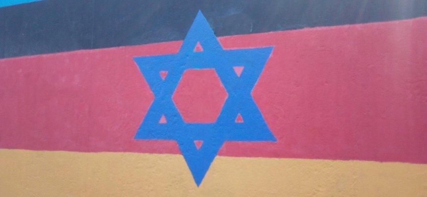 """Almanya'da """"İsrail ile dayanışma"""" mitingi: İsrail'i yeterince desteklemiyoruz"""