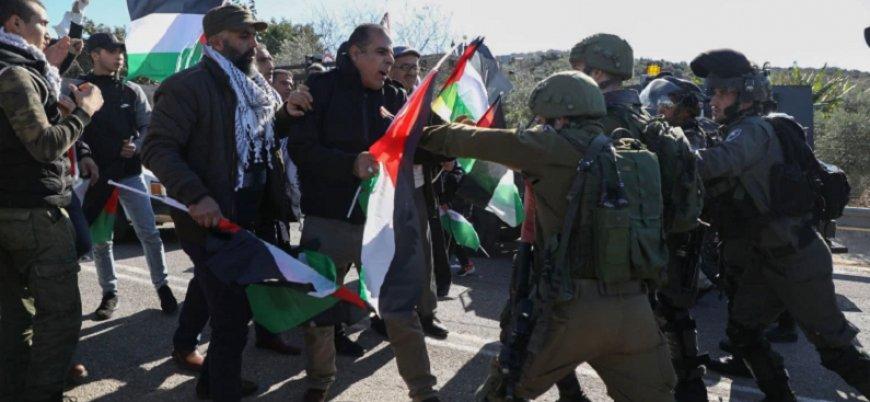 Batı Şeria'daki çatışmalarda 2 Filistinli hayatını kaybetti