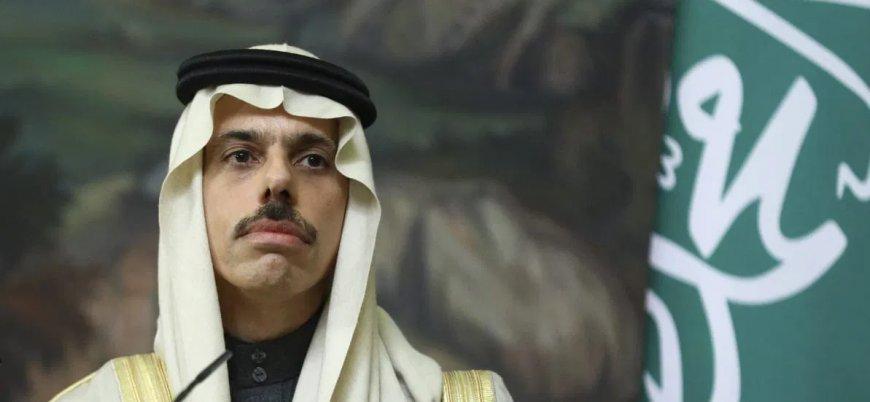 Suudi Arabistan'dan İsrail'e kınama