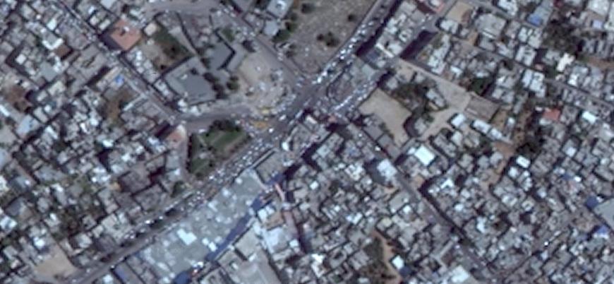 Gazze'nin uydu görüntüleri neden bulanık?