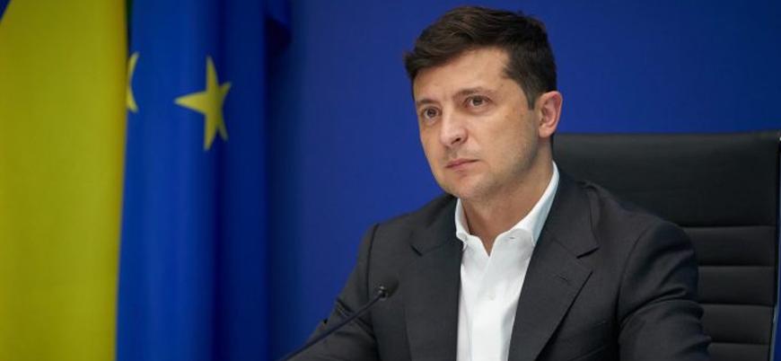 """""""Ukrayna Kırım'ı geri almak için elinden geleni yapıyor"""""""