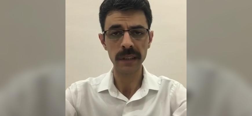 Savcı Akbulut'tan 'Esenlik Bildirisi': Pandemi kısıtlamaları hukuksuz