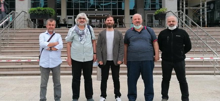 HTŞ üyeliğinden yargılanan STK Başkanı Habil Mert beraat etti