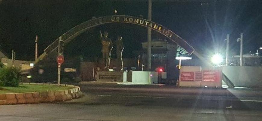 Diyarbakır'da Ana Jet Üs Komutanlığı'na saldırı düzenlendi