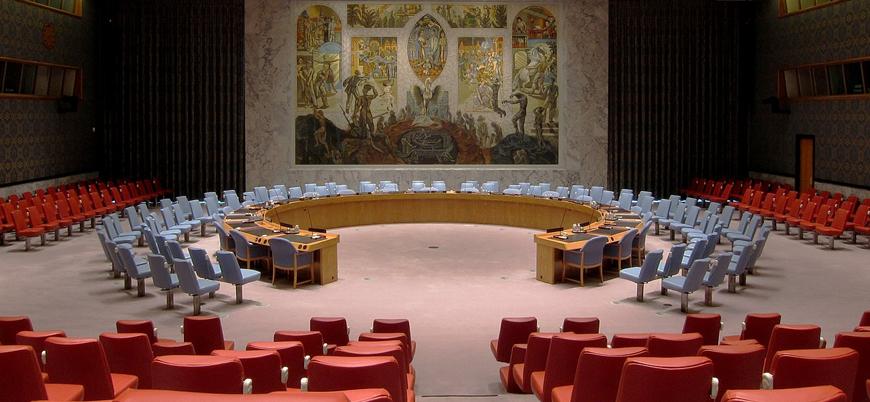 BM Güvenlik Konseyi'nde Filistin 'çatlağı'