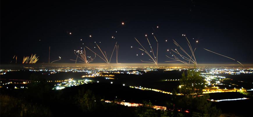 ABD'den İsrail'e 1 milyar dolarlık 'Demir Kubbe' yardımı