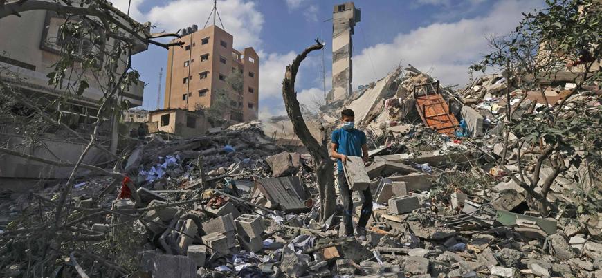 Gazze Şeridi'nde ateşkes yürürlüğe girdi