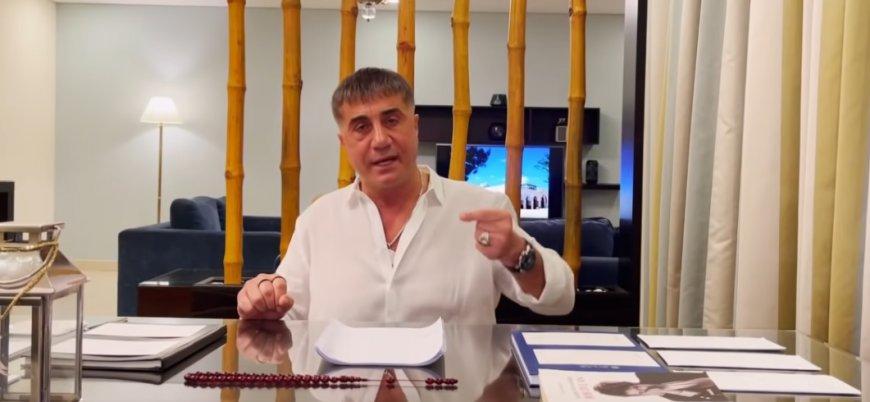Sedat Peker'in internet sitesi Türkiye'de yasaklandı