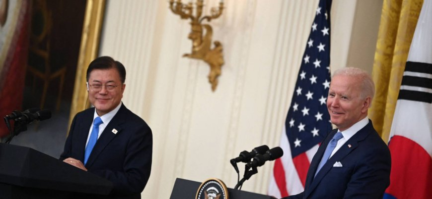 ABD ve Güney Kore'den iş birliği mesajı