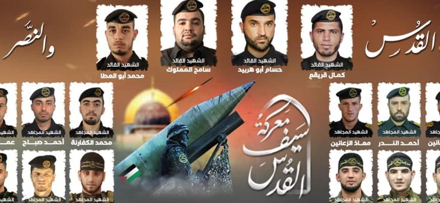 Seraya Kudüs Gazze'deki kayıplarını açıkladı