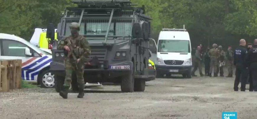 Belçika'da ağır silahlarla birlikte ordudan kaçan aşırı sağcı asker aranıyor