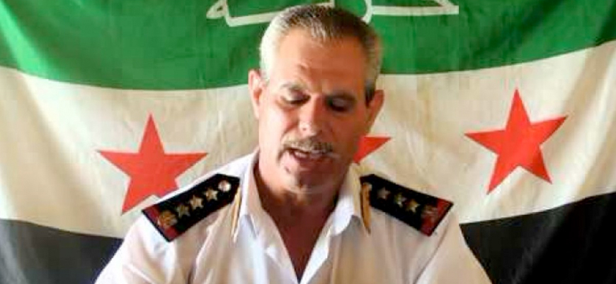 Eski ÖSO komutanı Rahhal: İstanbul'da BM'ye sığındım