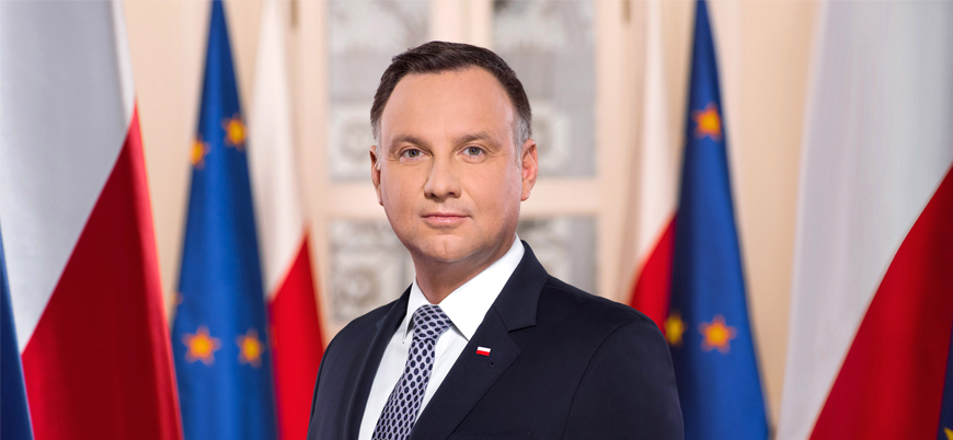 Polonya Cumhurbaşkanı Ankara'da: SİHA sözleşmesi imzalanacak