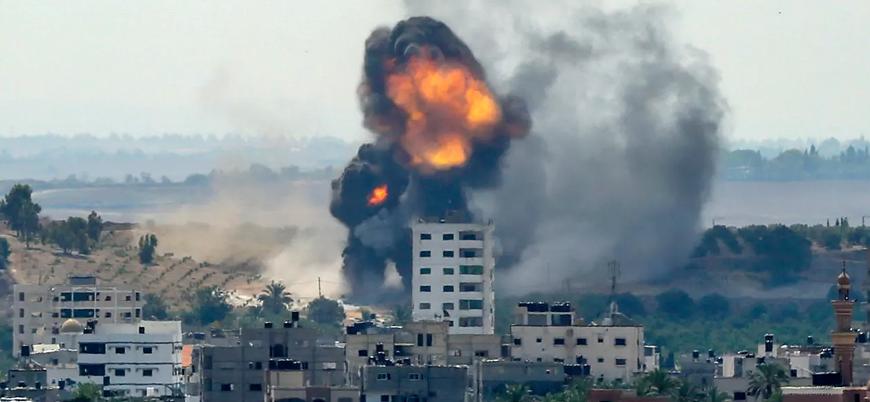 """""""Gazze her an patlamaya hazır volkan gibi"""""""