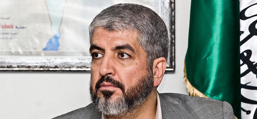 Halid Meşal: Halkımız savaştan zaferle çıktı