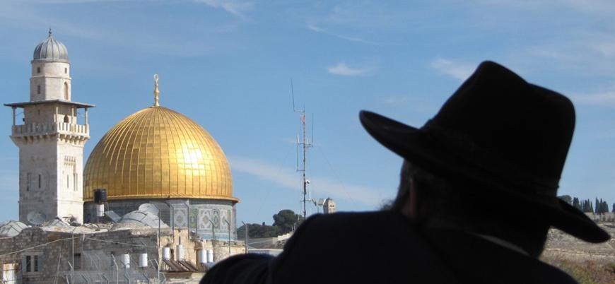 Yahudi yerleşimcilerin Mescid-i Aksa'ya baskınları sürüyor