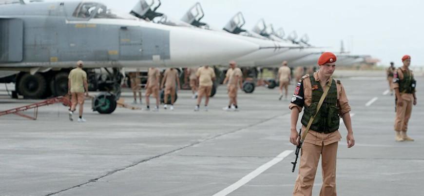 Rusya Suriye'deki Hmeymim Üssü'nü yeniledi: Her türlü savaş uçağı inebilecek