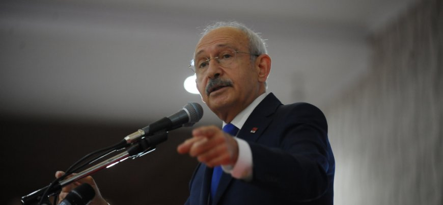 Kılıçdaroğlu: 'Erdoğan Türkiye için milli güvenlik sorunudur'