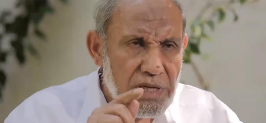 Hamas lideri Zahar: İsrail'in var olma hakkı yok