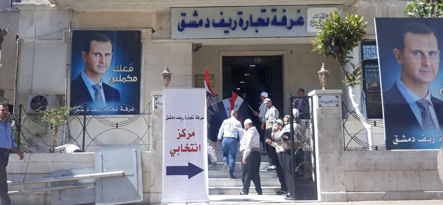 """""""Suriye'deki seçimlerin bir meşruiyeti yok"""""""