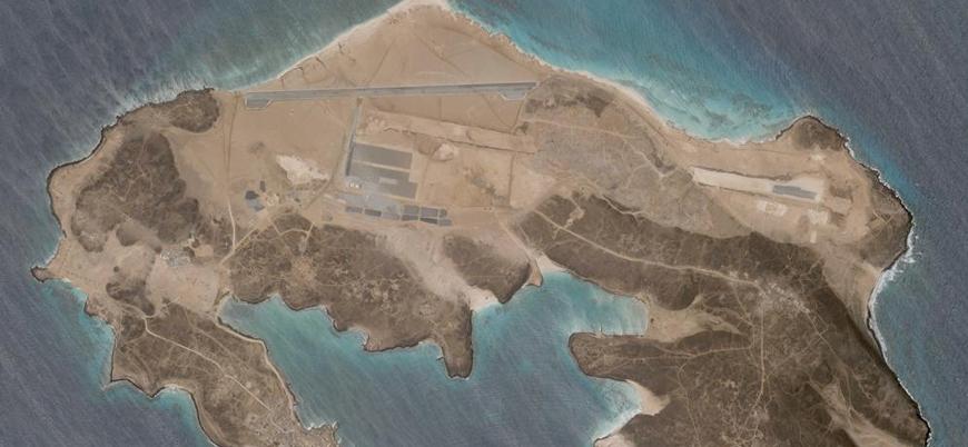 ABD ve İsrail BAE desteğiyle Yemen açıklarındaki adada askeri üs kurdu