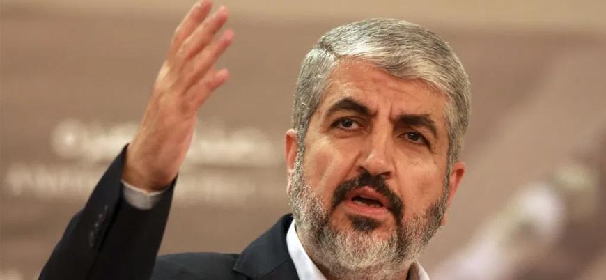 Halid Meşal: İslam ümmeti savaşa dahil olmalı