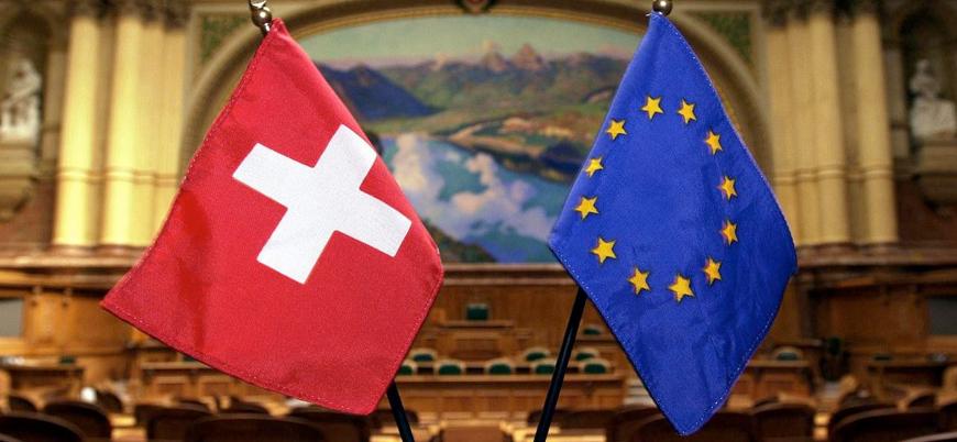 İsviçre AB ile müzakereleri sonlandırdı
