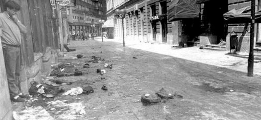 27 Mayıs 1992 Sarayevo Katliamı