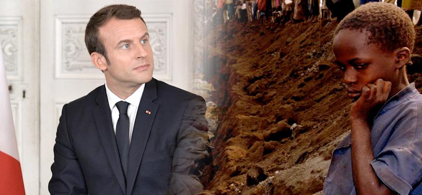 'Katil olay yerinde': Fransa Cumhurbaşkanı Macron soykırımın 27'nci yılında Ruanda'da