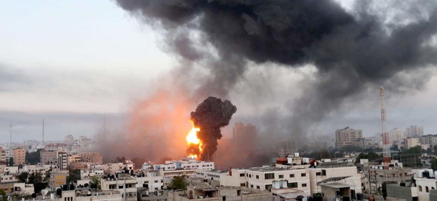 Rusya vatandaşlarını Gazze Şeridi'nden tahliye etti