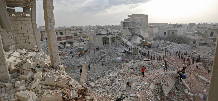 Hastaneleri bombalamanın 'ödülü': Esed rejimi Dünya Sağlık Örgütü'ne alındı