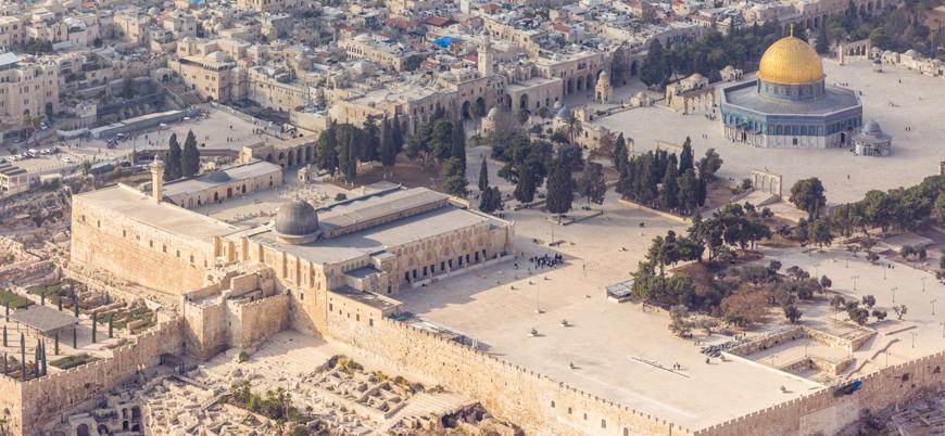 """Şia inancına göre Mescid-i Aksa Kudüs'te değil"""