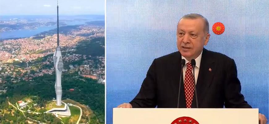 Erdoğan: Kanal İstanbul'un sağında solunda iki şehir inşa edeceğiz