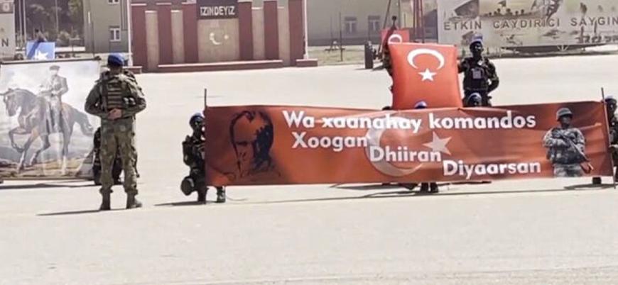 Türkiye'de eğitim gören Somalili askerler 'mezun oldu'